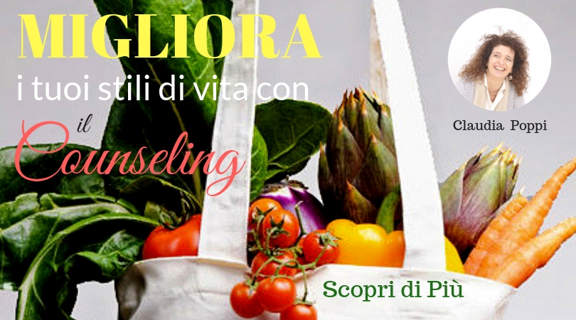 Claudia Poppi Counselor Nutrizionale